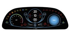 GUI, Car dashboard, Joule, by Coley Porter Bell
