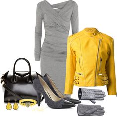 """""""Sunshine on a Cloudy Day"""" by kittydub on Polyvore"""