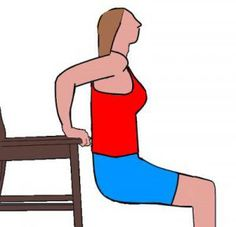 Voici des Exercices pour raffermir le dessous des bras si vous avez les bras flasques et que cela vous met mal à l'aise lorsque vous portez des chemises ou