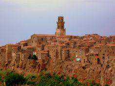 Pitigliano (Maremma Toscana)