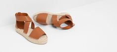 JUTE SANDALS - NEW PRODUCTS - NEW PRODUCTS - WOMAN - PULL&BEAR France