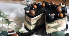 Cake Recipes, Dessert Recipes, Desserts, Food N, Food And Drink, No Bake Cake, Deli, Oreo, Coffee Shop