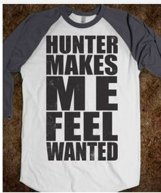 Hunter Makes Me Feel Wanted (Baseball) from Skreened. Feeling Wanted, Custom T Shirt Printing, Hunter Hayes, Country Shirts, To My Future Husband, Tee Shirts, Concert Shirts, Band Shirts, Things I Want