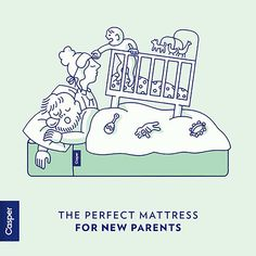 Case Study: How Casper Took The Mattress World By Storm Mattress World, Casper Mattress, Nyc Subway, Brand Style Guide, Design Agency, Ui Design, Experiential, New Parents, Print Ads