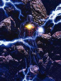 Kia Asamiya - Captain Marvel