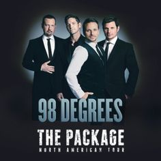 98 Degrees VIP Package