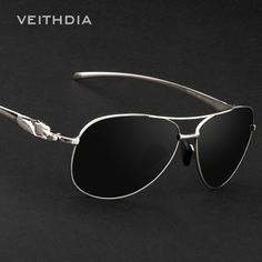 4bd11f3d3 Like and Share if you want this Fashion Polarized Sunglasses Leopard Head  Designer Sun Glasses Male
