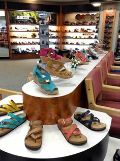 Sofft Shoes come in great spring colors!