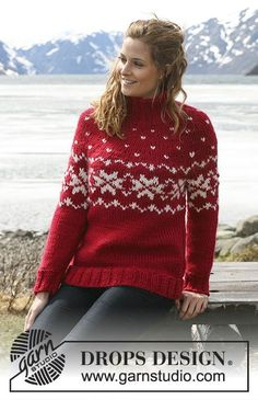 We have many free patterns for seasonal jumpers that your family can wear this Christmas - which one is your favourite?