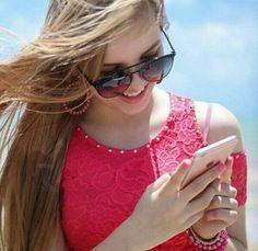 Nova foto de perfil no instagram de Giovanna Chaves❤