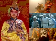 Farewell My Concubine from Chinese Costumes in Cinema: From Mulan to Curse of the Golden Flower