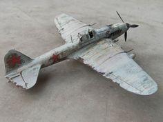 Il-2 Ilyushin 1/48 Scale Model
