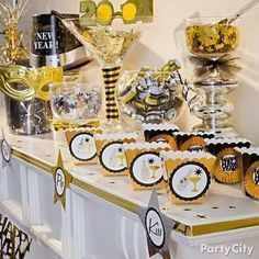 New Year's Eve is quickly approaching and with it comes visions of parties and get-togethers with family and friends. If you are planning to ring in the New Year in style, we have a wonderful collection of DIY party ideas that are sure to make your party a huge success. Whether you...