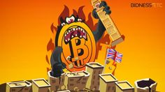 Bank of England: Could Bitcoin Threaten The UK Economy?