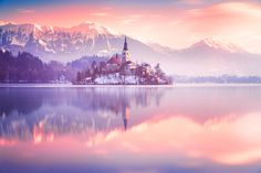 Landscape » Colors of Bled