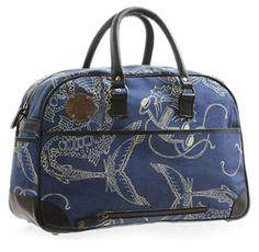 One Kings Lane - Travel Picks - Bowling Bag, Dragon Fish