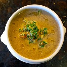 ... Pinterest | Chef bruno loubet, The bull and Jerusalem artichoke soup