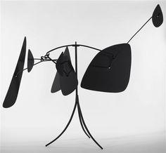 Alexander Calder | Les boucliers | Images d'Art