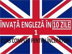 Invata engleza in 10 ZILE | Curs complet pentru incepatori | LECTIA 1 - YouTube Youtube, Books, Parenting, Crafts, Languages, Literatura, Chemistry, English, Libros
