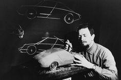 Ferdinand Alexander Porsche. Original designer of Porsche 911. RIP  taller reparación vehículos  www.olimpiacarroceros.es