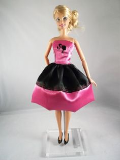 Barbie Party Pink Dress
