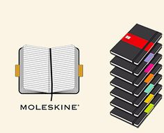 Moleskines are so awesome! We will have them at Faire! Great Gift for Both Men and Women!