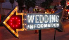 Tips and tricks for going to Las Vegas to scout a wedding location