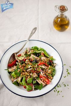 Kung Pao Chicken, Pasta Salad, Salads, Food And Drink, Ethnic Recipes, Nice Things, Party, Crab Pasta Salad, Parties
