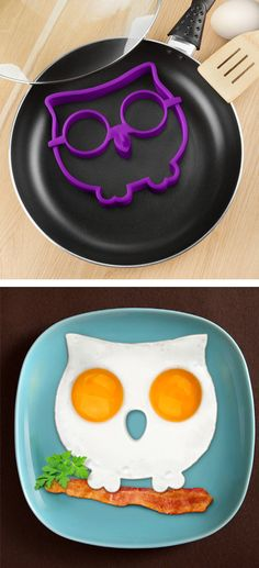 Here is how to get the kids or grandkids to eat their eggs.  It is cute and makes a great helper for grandma when she is looking after your kids.