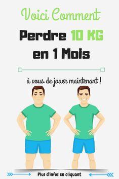 5 mois pour perdre du poids
