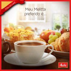 Mais fraco, mais forte, sem cafeína… cada um gosta de um tipo de café. O importante é ser Melitta!