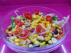 Ensalada Con Frutos Secos