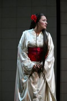 Patricia Racette  in Madama Butterfly (Puccini) in MET February 2012