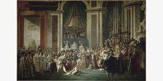 Les collections – Château de Versailles - Sacre de Napoléon et couronnement de Joséphine à Notre-Dame de Paris, 2 décembre 1804