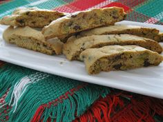 Biscotti moka aux pacanes