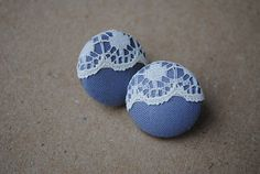Items similar to Antique White Lace & Gray Button Earrings on Etsy Lace Button, Button Earrings, White Lace, Buttons, Gray, Trending Outfits, Antiques, Unique Jewelry, Handmade Gifts