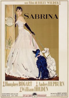 'Sabrina' the original. with Audrey Hepburn. The best version of this great movie.
