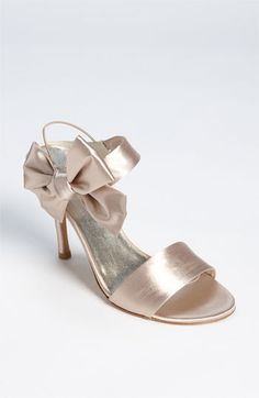 Stuart Weitzman 'Bigbow' Sandal available at #Nordstrom