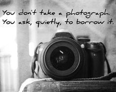 Camera Art Print Photography Quote Black White Home Decor Wall Art Photographer Gift 8X10 Print. $28.00, via Etsy.