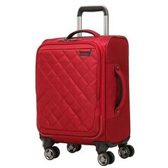 Cases Covers and Skins: Ricardo Luggage Carmel 17-Inch 4W Wheel Aboard - Cardinal Red -> BUY IT NOW ONLY: $109.95 on eBay!