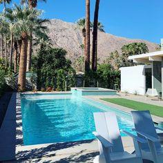 Backyard Pool Landscaping, Backyard Pool Designs, Swimming Pools Backyard, Swimming Pool Designs, Luxury Swimming Pools, Luxury Pools, Piscine Simple, Simple Pool, Pool Colors