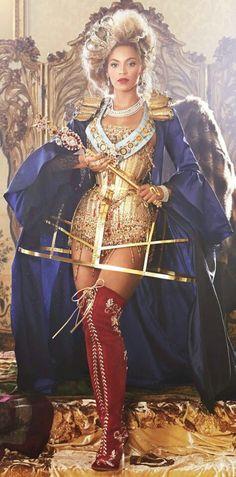 Queen Bey!
