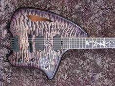 Forshage Guitar – Black and Beautiful