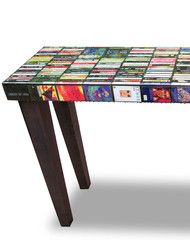 Cassette Console Table by Bughouse  www.bughouse.com
