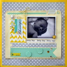 Baby Boy by Tarrah McLean