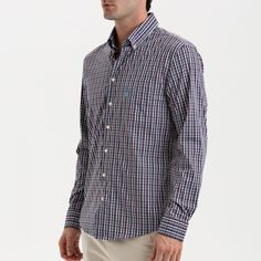 Like the hybrid club changed golf forever, PREP-FORMANCE wovens will change the button-down shirt as we know it. And did we mention the Tweener-Button is included? This shirt is moisture-wicking and wrinkle resistant and it is awesome.{Johnnie-ODev-682277}