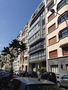 Meer dan 1000 afbeeldingen over le corbusier op pinterest for Le molitor paris