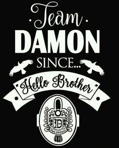 — The Vampire Diaries Team Damon or Stefan Vampire Diaries Memes, Vampire Diaries Stefan, Paul Wesley Vampire Diaries, Serie The Vampire Diaries, Vampire Diaries Poster, Vampire Diaries Wallpaper, Vampire Diaries The Originals, Delena, Estefan Salvatore