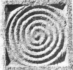 Ancient symbol - The Spiral Petroglyph is found in every ancient culture throughout the world.  In the natural world, the Spiral is found in human physiology, plants, minerals, animals, energy patterns, weather, growth and death.