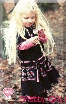 Little girls fashion - Mimpi